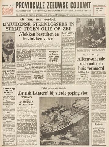 Provinciale Zeeuwse Courant 1967-08-14