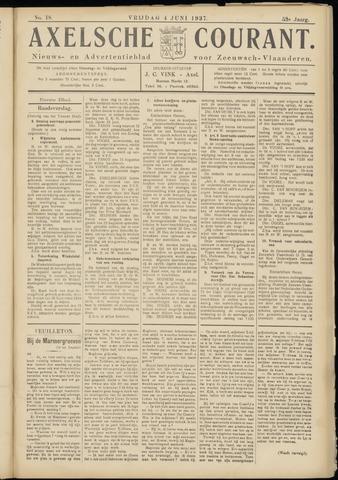Axelsche Courant 1937-06-04