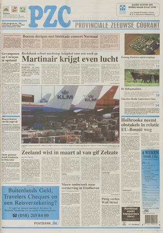 Provinciale Zeeuwse Courant 1997-08-09