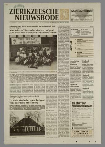 Zierikzeesche Nieuwsbode 1993-06-24