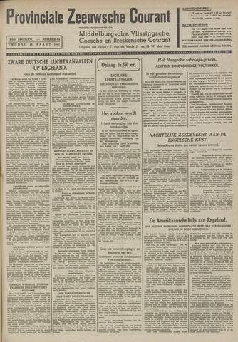 Provinciale Zeeuwse Courant 1941-03-14