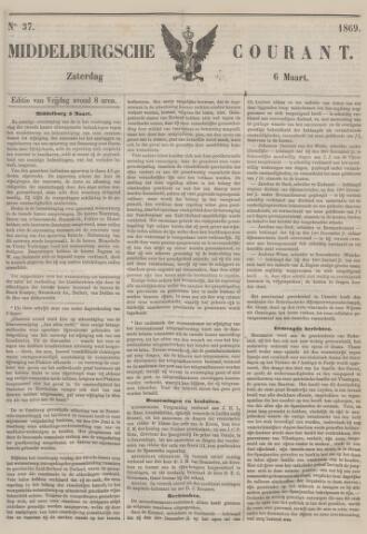 Middelburgsche Courant 1869-03-06