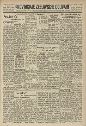 Provinciale Zeeuwse Courant 1946-12-28