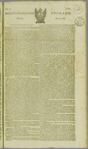 Middelburgsche Courant 1824-07-10