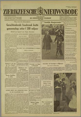 Zierikzeesche Nieuwsbode 1960-01-07
