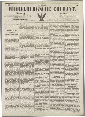 Middelburgsche Courant 1901-05-27