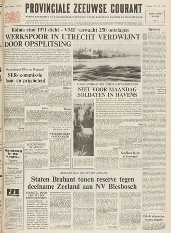 Provinciale Zeeuwse Courant 1970-07-18