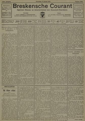 Breskensche Courant 1934-01-31