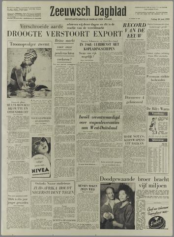 Zeeuwsch Dagblad 1959-06-26