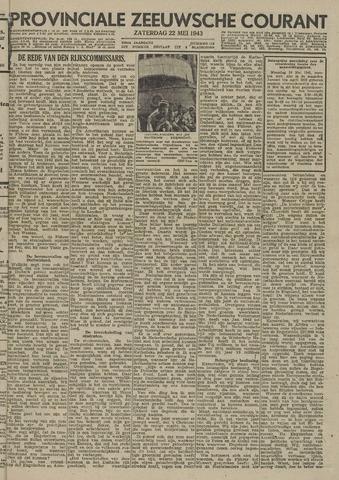 Provinciale Zeeuwse Courant 1943-05-22