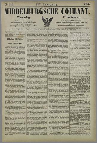 Middelburgsche Courant 1884-09-17