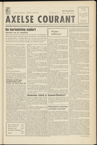 Axelsche Courant 1970-03-07