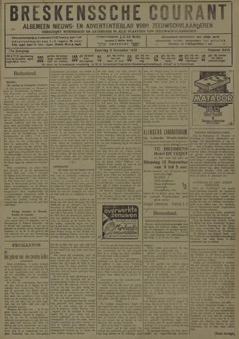 Breskensche Courant 1929-11-09