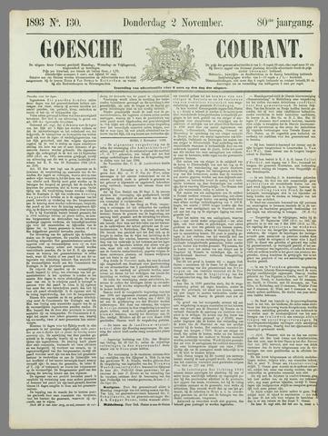 Goessche Courant 1893-11-02