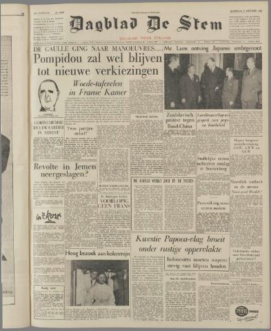 de Stem 1962-10-06