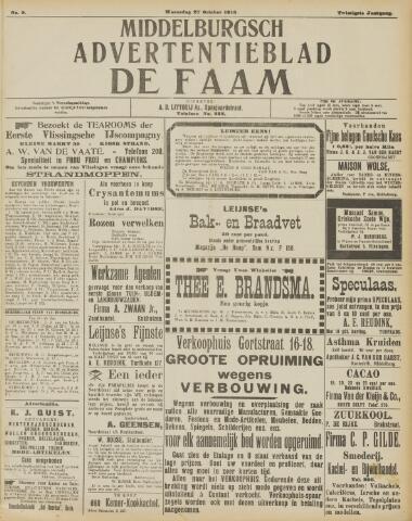 de Faam en de Faam/de Vlissinger 1915-10-27