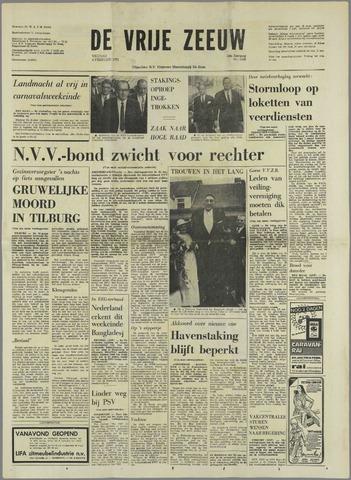de Vrije Zeeuw 1972-02-04