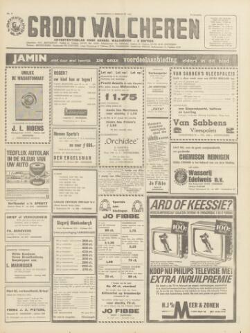 Groot Walcheren 1967-02-09