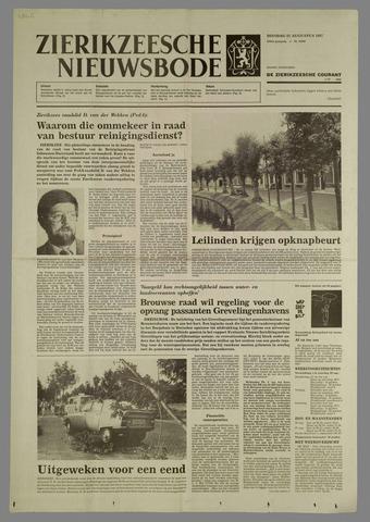 Zierikzeesche Nieuwsbode 1987-08-25