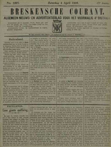 Breskensche Courant 1908-04-04