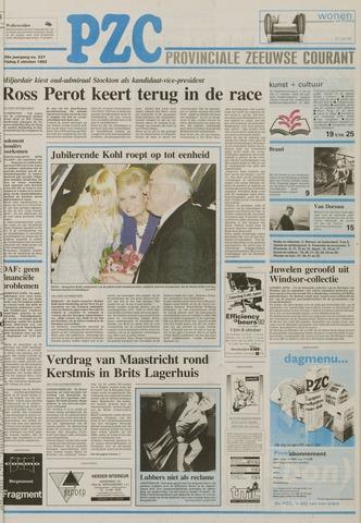 Provinciale Zeeuwse Courant 1992-10-02