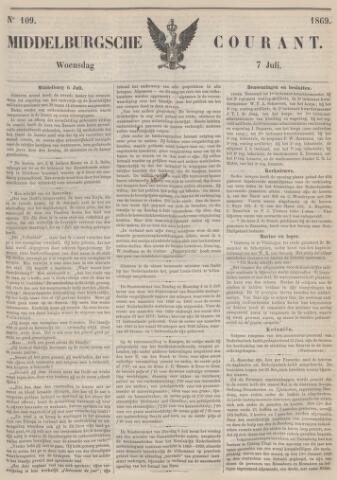 Middelburgsche Courant 1869-07-07