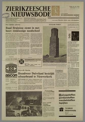 Zierikzeesche Nieuwsbode 1976-07-23