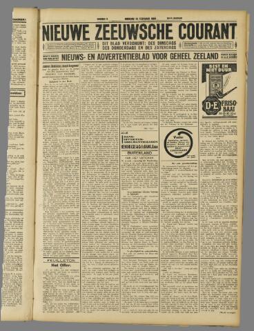 Nieuwe Zeeuwsche Courant 1929-02-12