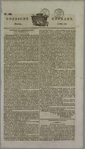 Goessche Courant 1832-05-28