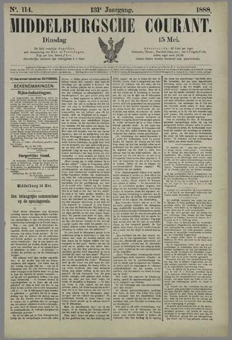 Middelburgsche Courant 1888-05-15