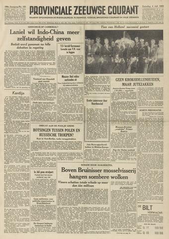 Provinciale Zeeuwse Courant 1953-07-04