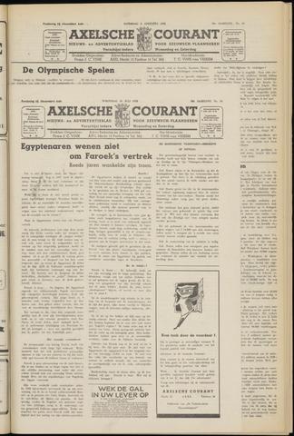 Axelsche Courant 1952-07-30