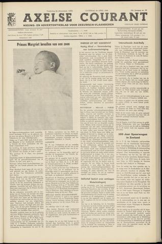 Axelsche Courant 1968-04-20