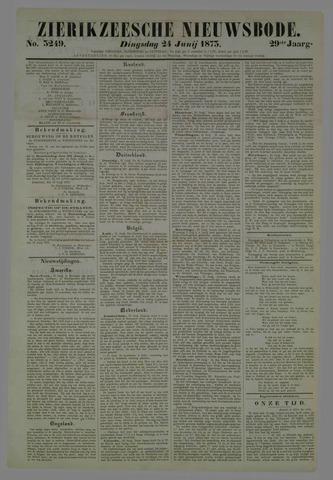 Zierikzeesche Nieuwsbode 1873-06-24
