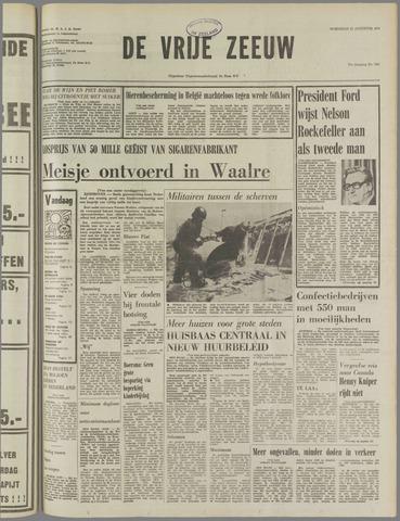 de Vrije Zeeuw 1974-08-21
