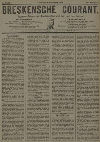 Breskensche Courant 1915-09-08