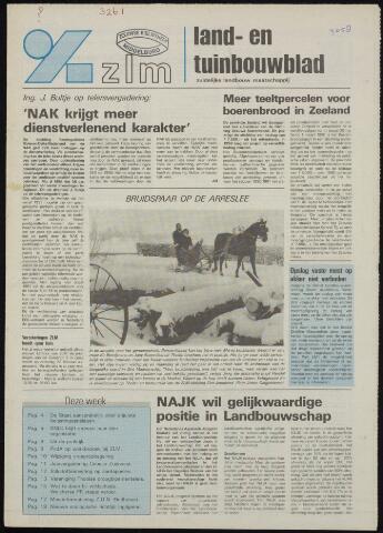 Zeeuwsch landbouwblad ... ZLM land- en tuinbouwblad 1991-02-15