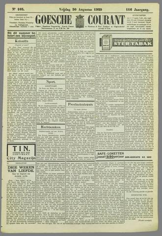 Goessche Courant 1929-08-30