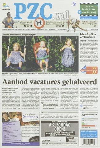 Provinciale Zeeuwse Courant 2008-12-06
