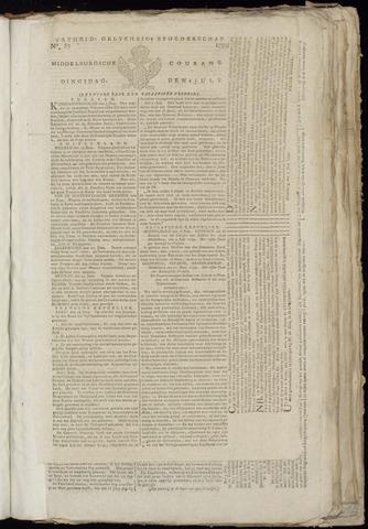 Middelburgsche Courant 1799-07-09