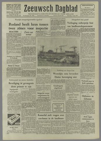 Zeeuwsch Dagblad 1957-08-03