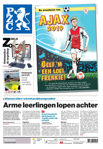 Provinciale Zeeuwse Courant 2019-05-08