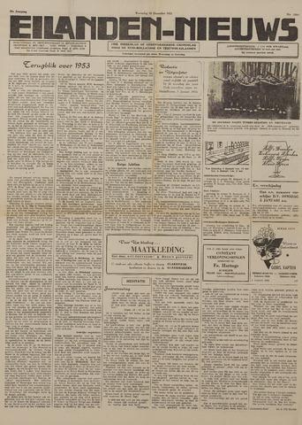 Watersnood documentatie 1953 - kranten 1953-12-30