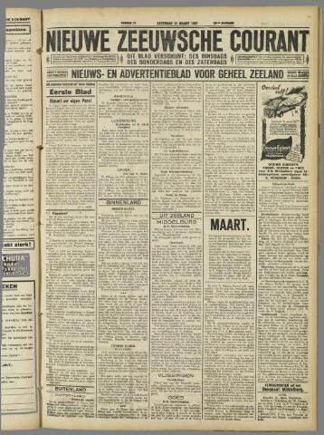 Nieuwe Zeeuwsche Courant 1927-03-12