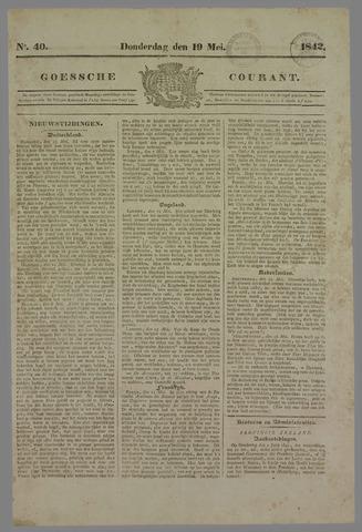 Goessche Courant 1842-05-19
