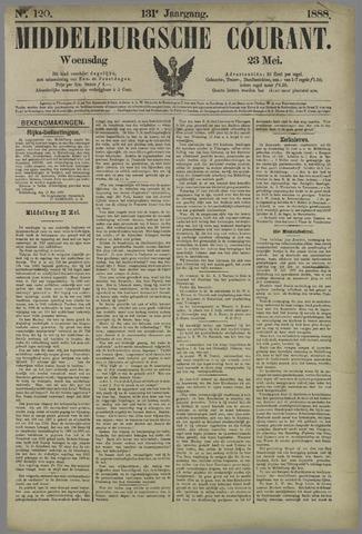 Middelburgsche Courant 1888-05-23