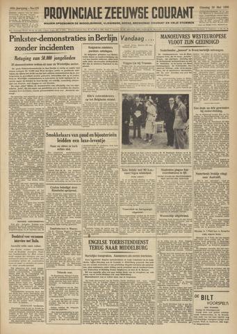 Provinciale Zeeuwse Courant 1950-05-30