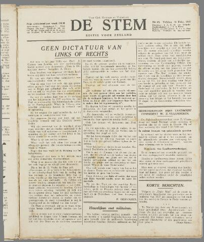 de Stem 1945-02-16