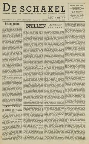De Schakel 1949-12-09