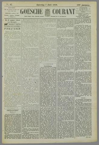 Goessche Courant 1919-06-07